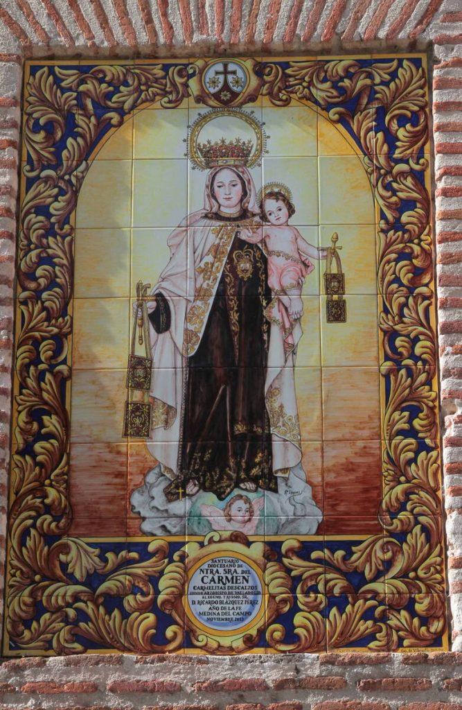 Panna Maria Karmelská