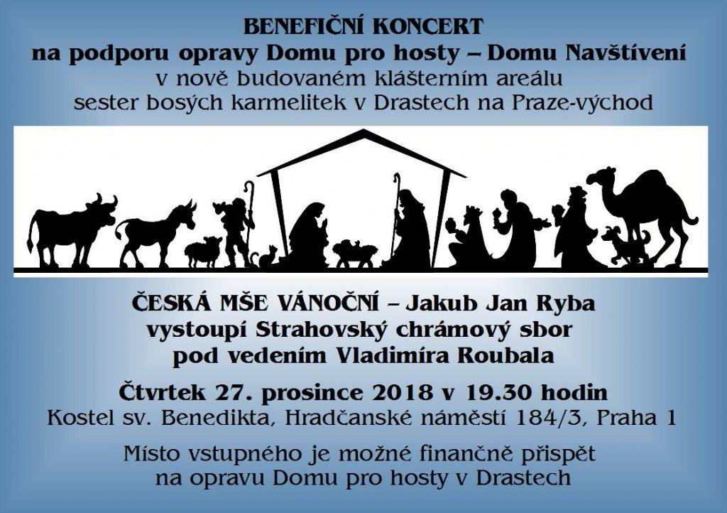 Benefiční koncert Rybovka